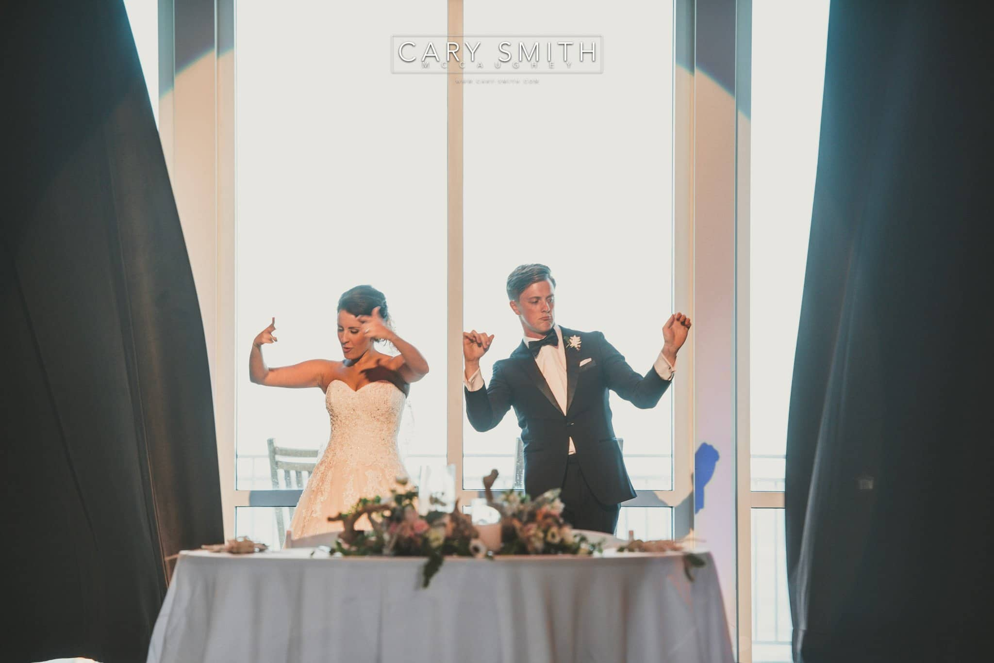 Cape May Convention Center Wedding | Erica and Arie