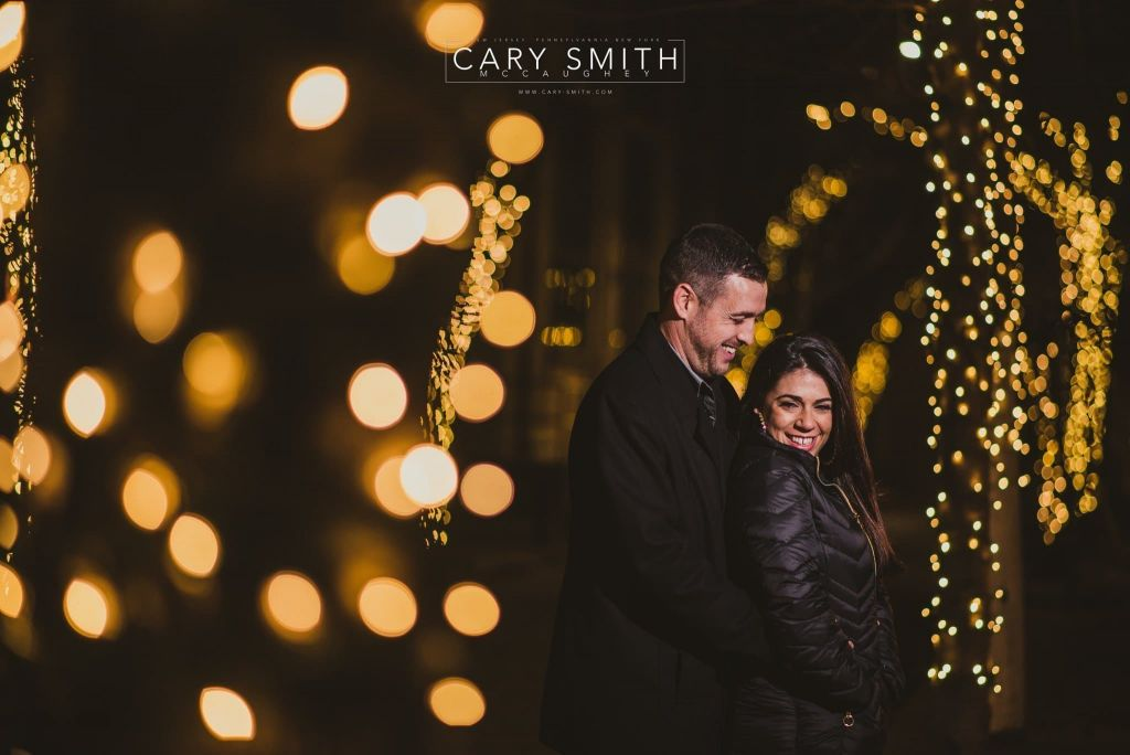 South Street Engagement Session | Saige & Chris