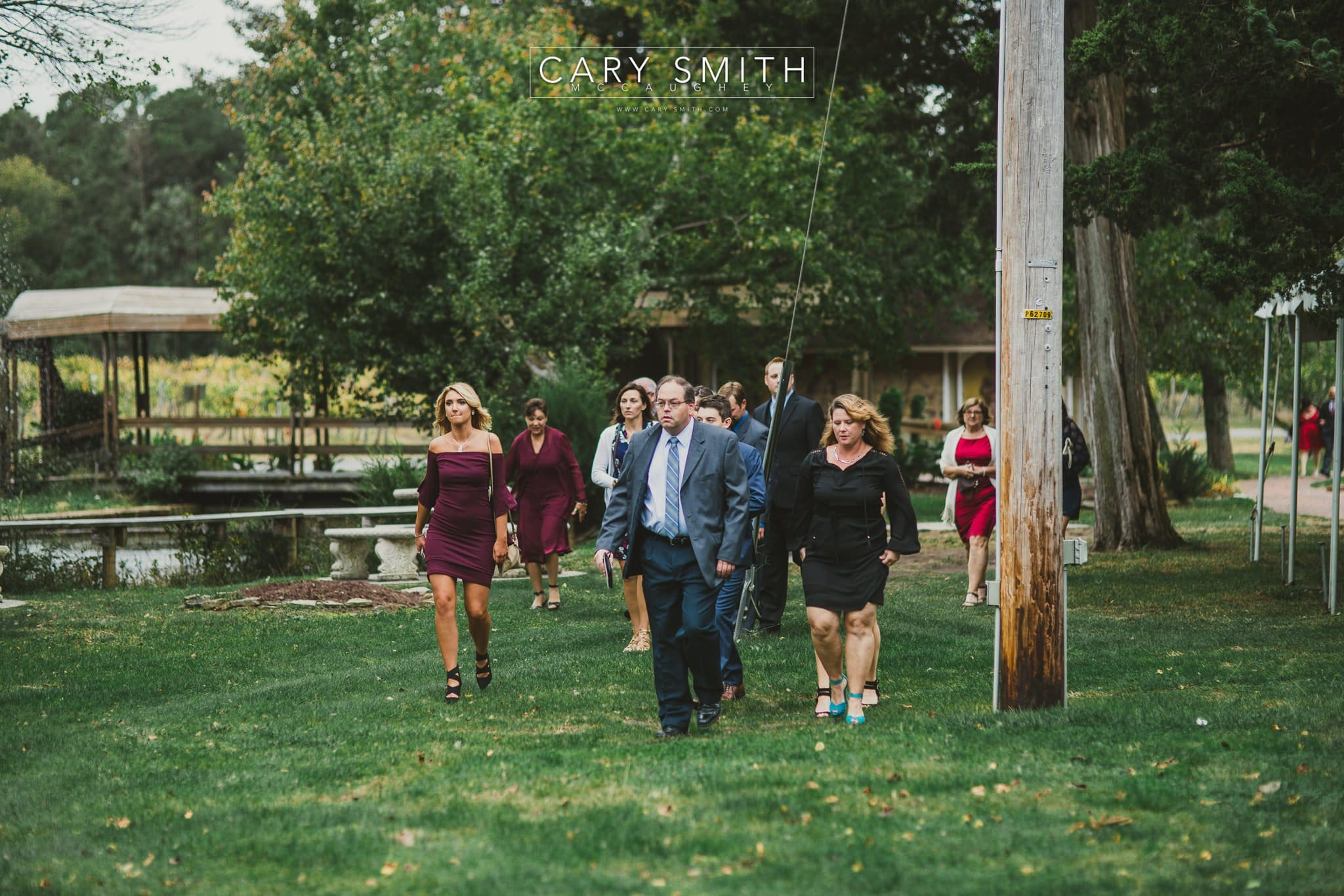 South Jersey Winery Wedding