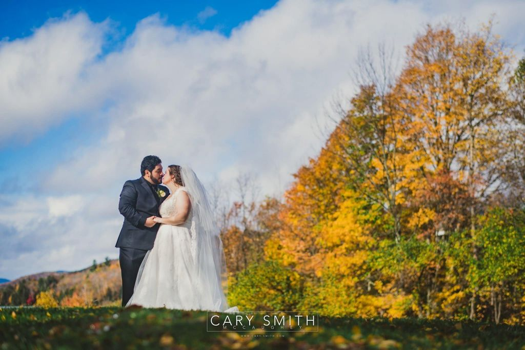 Kelsey and Carlos's Killington Vermont Wedding
